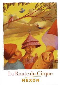 2004 - La route du Cirque
