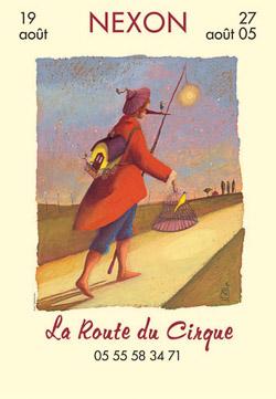 2005 - La route du Cirque