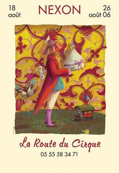 2006 - La route du Cirque