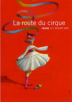 2007 - La route du Cirque