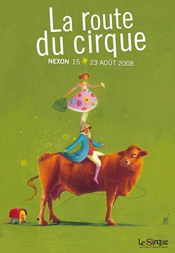 2008 - La route du Cirque