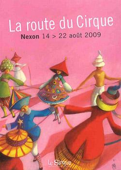 2009 - La route du Cirque