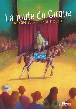 2010 - La route du Cirque