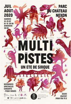 2020 SIRQUE Festival affiche multipistes_
