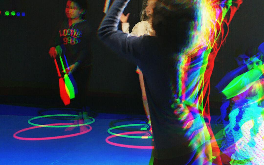 Ateliers de cirque hebdomadaires 2021-2022